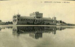 031 181 - CPA - France (64)  Pyrénées-Atlantiques - Hendaye-Plage - Le Casino - Hendaye