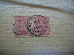 (15.09) BELGIE 1915 Nr 138 Afstempeling EECLOO - 1915-1920 Albert I