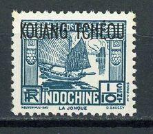 KOUANG-TCHEOU (RF) - DIVERS - N° Yvert 97 * - Unused Stamps