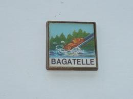 Pin's PARC DE BAGATELLE - Villes