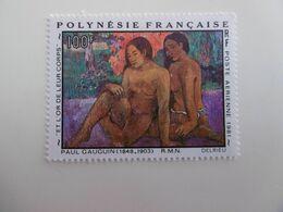 POLYNESIE   PA160  * *   TABLEAU DE GAUGUIN - Unused Stamps