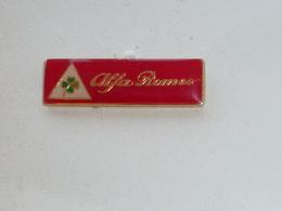 Pin's ALFA ROMEO - Alfa Romeo