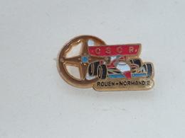 Pin's FORMULE 3000, C.S.C.P. ROUEN-NORMANDIE - Rallye