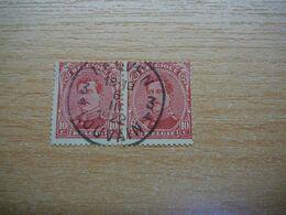 (15.09) BELGIE 1915 Nr 138 Afstempeling LOUVAIN - 1915-1920 Albert I