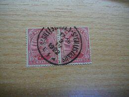 (15.09) BELGIE 1915 Nr 138 Afstempeling ST.GILLES - 1915-1920 Albert I
