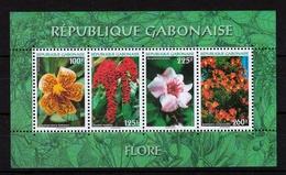 Flowers 2001 UMM M/S - Gabón (1960-...)