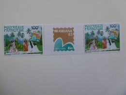 POLYNESIE   PA176A  * *  BRASILIANA 83 - Unused Stamps