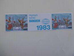 POLYNESIE   PA177A  * *  BANGKOK 83 - Unused Stamps