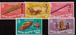 Musical Insruments 1973 UMM - Solomon Islands (1978-...)