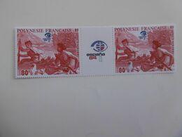 POLYNESIE   PA182A  * *  ESPANA 84 - Unused Stamps