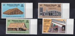 Xmas 1981 UMM - Solomon Islands (1978-...)