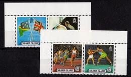 C/wealth Games 1982 UMM - Solomon Islands (1978-...)