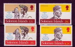 Boys Brigade And 75th Ann Scouting 1983 UMM - Solomon Islands (1978-...)