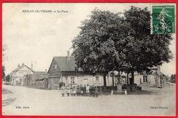-- MESLAY- LE- VIDAME (Eure Et Loir) - LA PLACE -- - Frankrijk