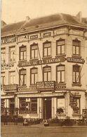 Pays Div- Ref Y191- Belgique -malines -hotel De La Station -cafe Restaurant Leclercq De Graef -reunion Moto Club - Motos - Zonder Classificatie