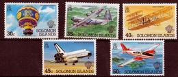 Manned Flight 1983 UMM - Solomon Islands (1978-...)