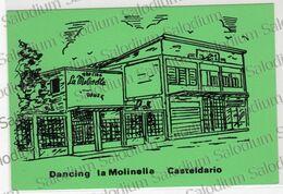 CASTELDARIO Dancing Discoteca Sala Da Ballo Danza - Mantova - Castle D'Ario - Mantova
