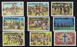 Local Dances 1983 UMM - Solomon Islands (1978-...)