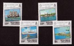 Lloyds List 1984 UMM - Solomon Islands (1978-...)