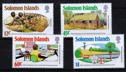 20th Ann Asia Pac Broadcasting1984 UMM - Solomon Islands (1978-...)