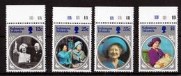 Queen Mum, 1985 UMM - Solomon Islands (1978-...)