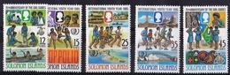 Girl Guides, 1985 UMM - Solomon Islands (1978-...)