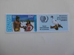 POLYNESIE   PA188A  * *   ANNEE DE LA JEUNESSE - Unused Stamps