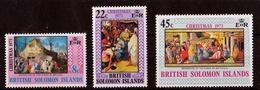 Xmas, 1973 UMM - Solomon Islands (1978-...)