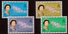Royal Visit, 1974 UMM - Salomoninseln (Salomonen 1978-...)