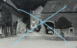 SPONTIN Dorinne Senenne Durnal Halloy Entrée Du Village Vers L'aval Animée 1935 1 Photo - Luoghi