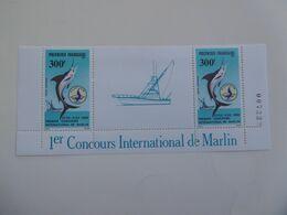 POLYNESIE   PA189A   * *   PECHE AU MARLIN - Unused Stamps