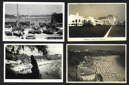 Conjunto De 4 Postais Antigos SINES. Lot Of 4 Vintage Postcards SETUBAL Portugal - Setúbal