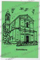 CASTELDARIO Chiesa - Mantova - Castle D'Ario - Mantova