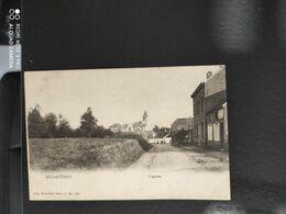 A 3183 - Wolverthem L'église Série 11 Numéro 593 - Meise