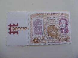 POLYNESIE   PA197A  * *   CAPEX 87 - Unused Stamps