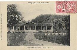VANUATU NOUVELLES HEBRIDES HOPITAL D'AMBRYM 21 - Vanuatu