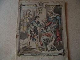 Protege Cahier, Ancien Testament,  HISTOIRE DE TOBIE, Fin XIX - Book Covers