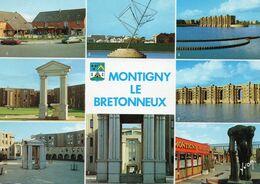 Montigny Le Bretonneux - Multivues - Montigny Le Bretonneux