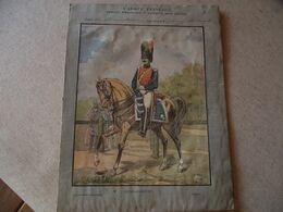 Protege Cahier, L'armée FRANÇAISE,  Gendarmerie, Fin XIX - Book Covers