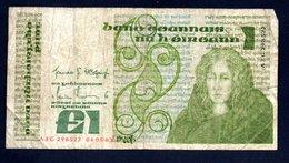 Banconota Irlanda - 1 Sterlina 1978 - Ierland