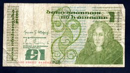 Banconota Irlanda - 1 Sterlina 1978 - Irlanda