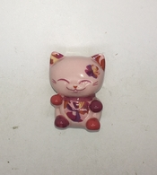 Serie Complete De 1 Feve Mani Lucky Cat Mini Medium - Animaux
