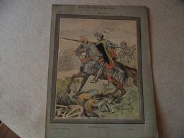 Protège Cahier, Série LES GRANDS CAPITAINES,   BAYARD, Fin XIX - Book Covers
