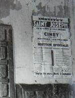 CINEY Intérieur église Affiche 1933 1 Photos - Places