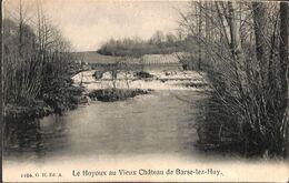 Le Hoyoux Au Vieux Château De Barse-lez-Huy - Huy