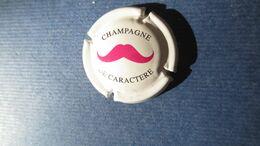 CAPSULE CHAMPAGNE GENERIQUE. CHAMPAGNE DE CARACTERE - Champagne