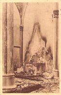 Statte - Eglise Incendiée Le 3 Juillet 1938 - Autel - Huy