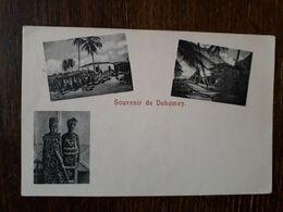 L30/117 DAHOMEY - Souvenir De DAHOMEY - Dahomey
