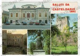 Saluti Da CASTELDARIO Auto Car - MANTOVA - Castle D'Ario - Mantova