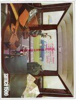 CATALOGUE VOITURE BREAK SIMCA 1500 GRAND LUXE- GARAGE L. THARAUD AVENUE GEORGES DUMAS LIMOGES-IMPRIMERIE CHAUFFOUR - Documenti Storici
